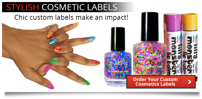 Chic-Cosmetic-Labels