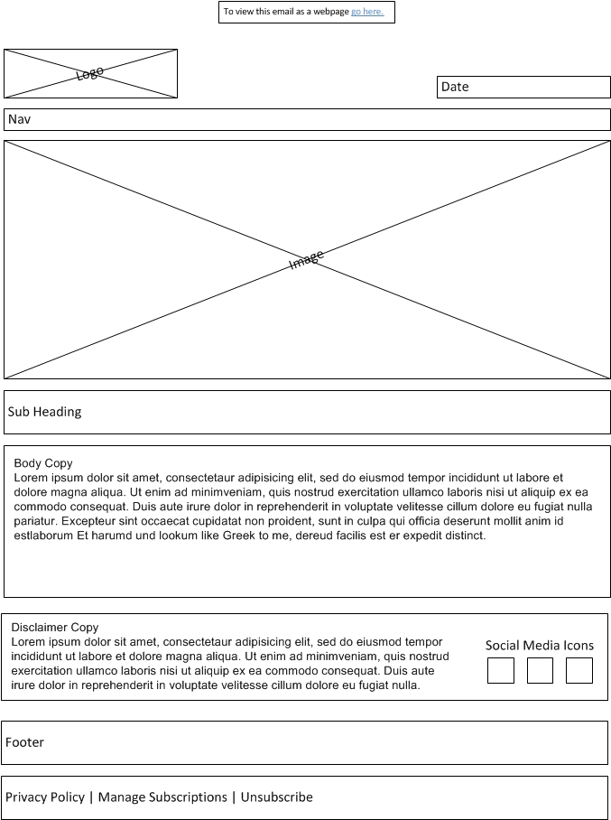 LL Exact Target Email Template Wireframes EM1