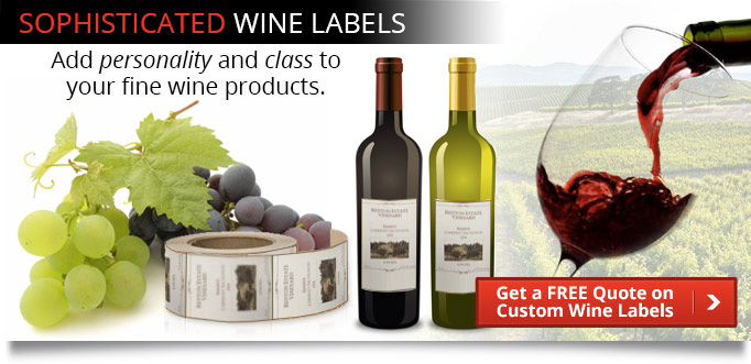 Sophisticated-Wine-Labels