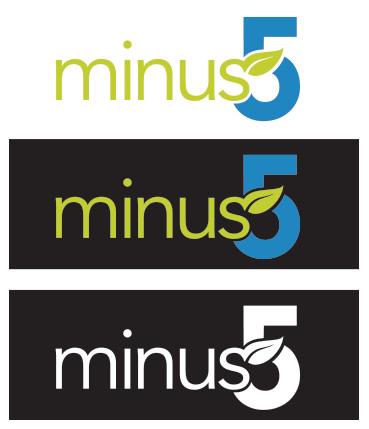 minus-5 logo