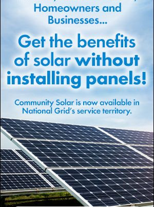 Community Solar Banner