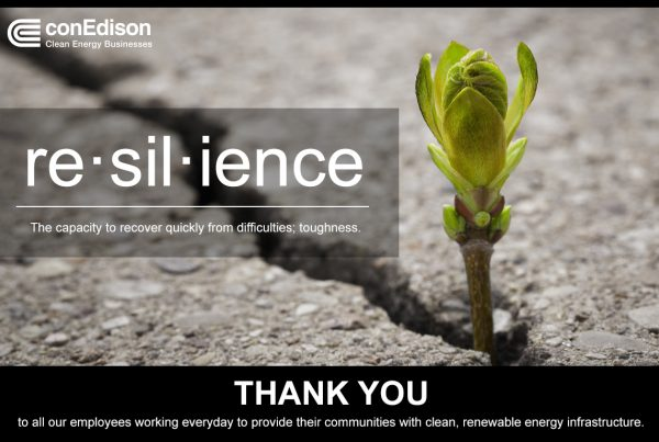 Resilience Baner