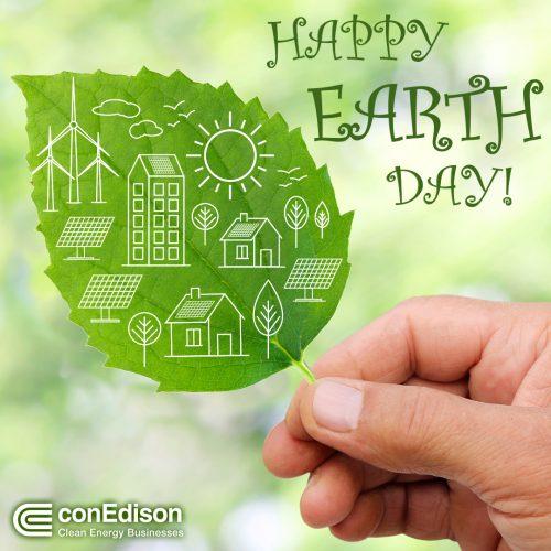 Earth Day Social Media Post